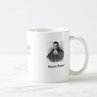 Taza De Café ¡Reglas de Bayes!