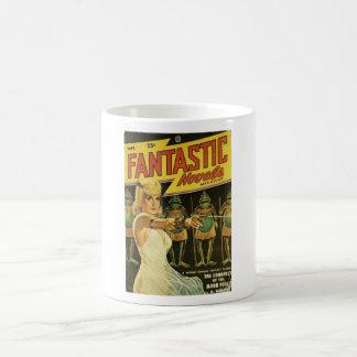 Taza De Café Reina de los hombres de rana