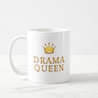Taza De Café Reina del drama