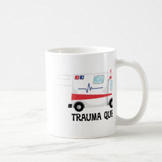 Taza De Café Reina del trauma