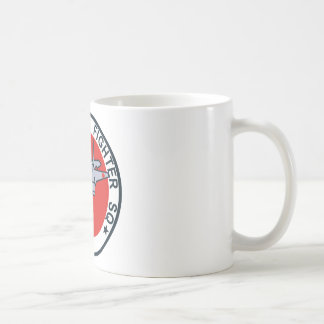 Taza De Café remiendo táctico del combatiente 203SQ