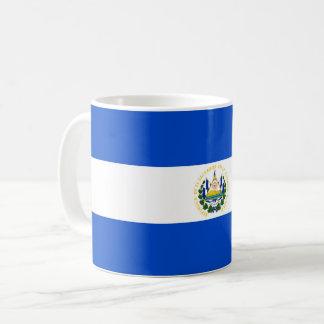 Taza De Café Republ largo del símbolo de la nación de la