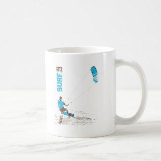 Taza De Café resaca de la cometa