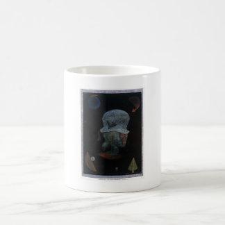 Taza De Café Retrato astrológico de la fantasía de Paul Klee