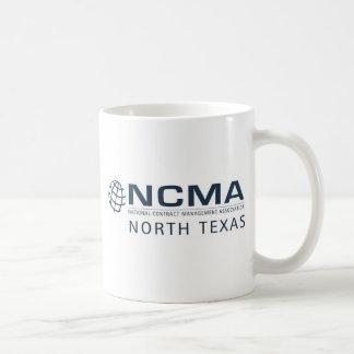 Taza De Café Rev 1 de ncma-logo_1color_north-texas