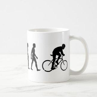 Taza De Café Revolución de la bici
