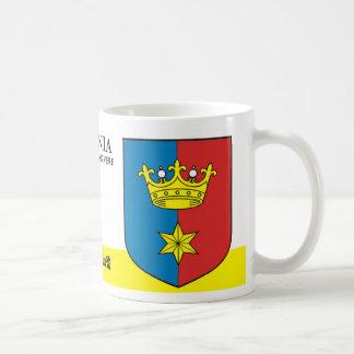 Taza De Café Rey de oro Crown de Rakvere Estonia