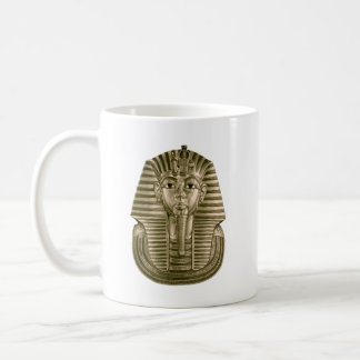 Taza De Café Rey de oro Tut Classic Mug