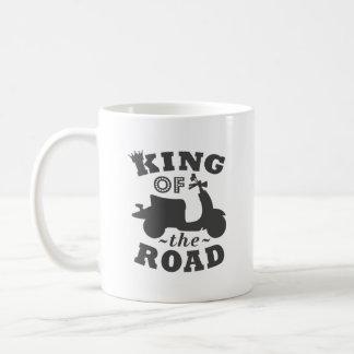 Taza De Café Rey del camino