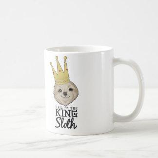 Taza De Café Rey Mug de la pereza