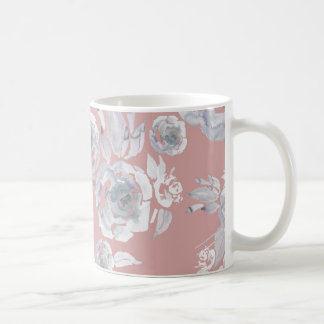 Taza De Café Rosas del azúcar