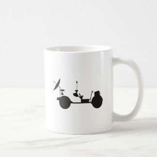 Taza De Café Rover lunar