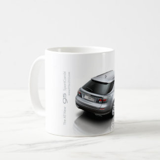 Taza De Café Saab 9-5 NG Coffee Mug