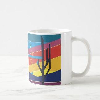 Taza De Café Salida del sol de Arizona