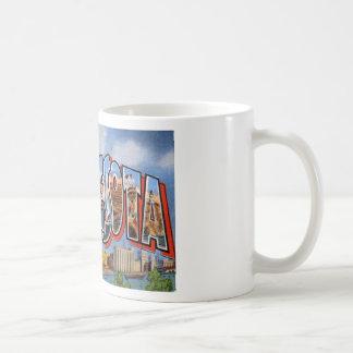 Taza De Café Saludos de Minnesota