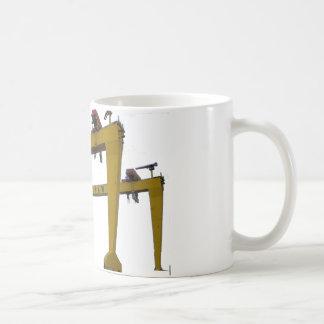 Taza De Café Samson y Goliat