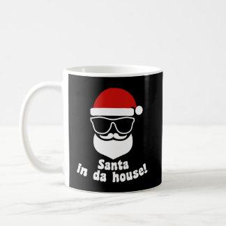 Taza De Café Santa en casa de DA