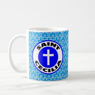 Taza De Café Santo Cecilia