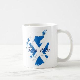 Taza De Café Saor Alba - Escocia libre
