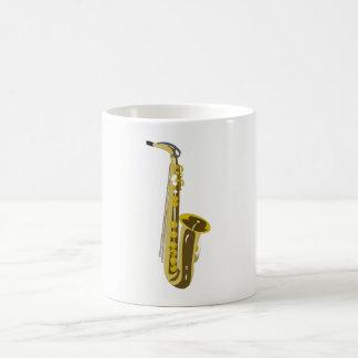 Taza De Café Saxofón