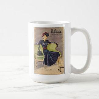 Taza De Café Señora Classic White Mug de Butterick