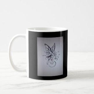 Taza De Café Señora de hadas