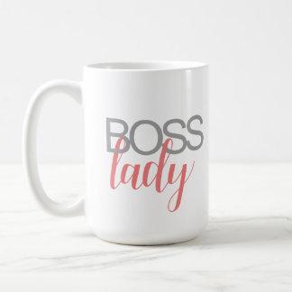Taza De Café Señora Mug de Boss