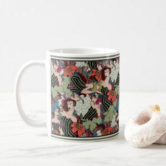 Taza De Café Señoras de Deco