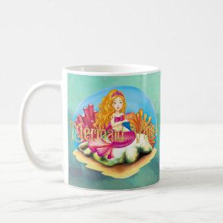 Taza De Café Sensación de la sirena