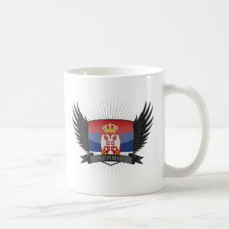 TAZA DE CAFÉ SERBIA