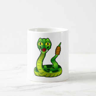 Taza De Café Serpiente de cascabel