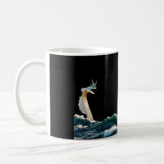 Taza De Café Serpiente de mar