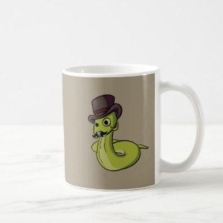 Taza De Café ¡Serpiente del caballero!