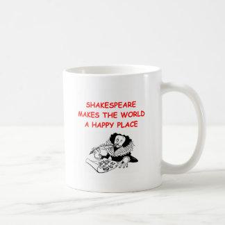 Taza De Café shakespeare willian