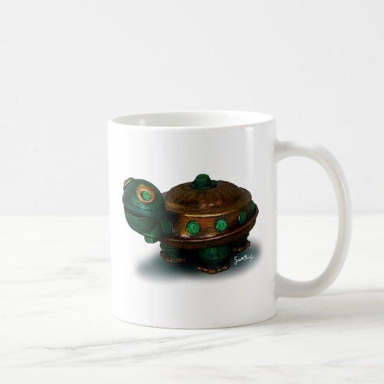 Taza De Café Shelton la tortuga