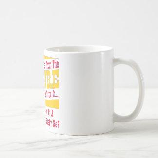 Taza De Café Si nadie viene a partir del futuro pararle
