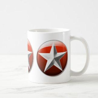 Taza De Café Símbolo del conquistador