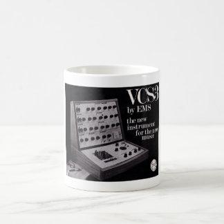 Taza De Café Sintetizador del ccsme VCS3