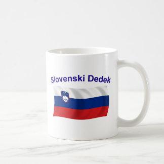 Taza De Café Slovenski Dedek (abuelo)