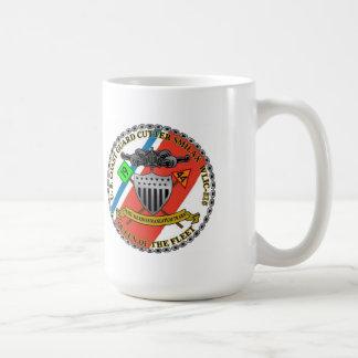 "Taza De Café Smilax WLIC-315 ""reina de USCGC de la flota """