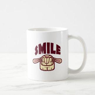 Taza De Café Smile