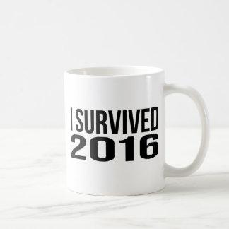 Taza De Café Sobreviví 2016