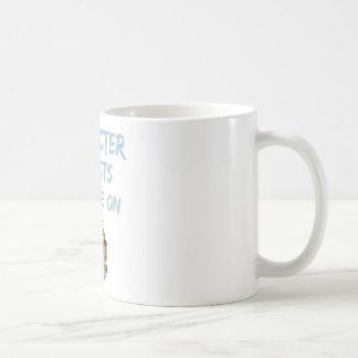 Taza De Café Sobrio de la recuperación de los defectos de