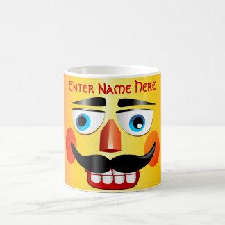 Taza De Café Soldado de juguete de nuez del cascanueces