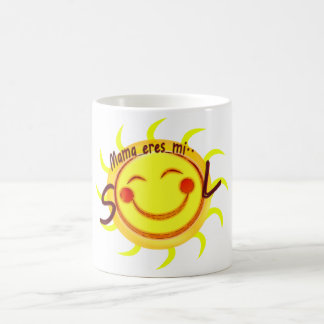 Taza De Café Solenoide del MI de los eres de la mamá