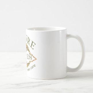 Taza De Café Sonrisas de la naturaleza