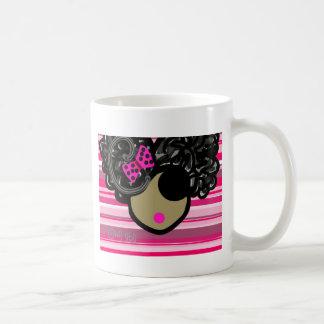 Taza De Café Soplos del Afro