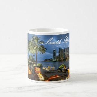 Taza De Café South Beach Miami