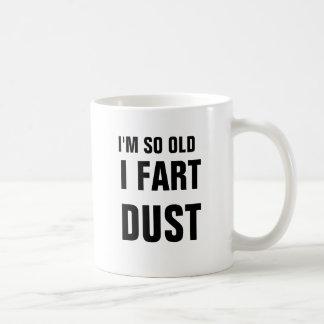 Taza De Café Soy así que viejo fart polvo