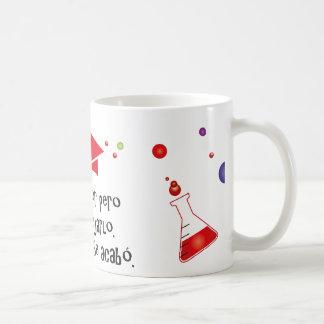 Taza De Café Soy doctor pero pienso dejarlo. Uno más y se acabó